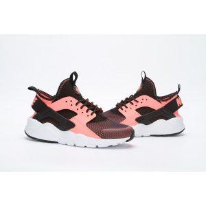 chap nike air huarache iv 4 дамски обувки за бягане розово черно за продажба