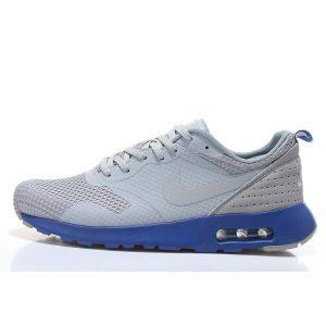 евтини ниа air max thea print 2 мъжки обувки за бягане кралско синьо сиво аутлет