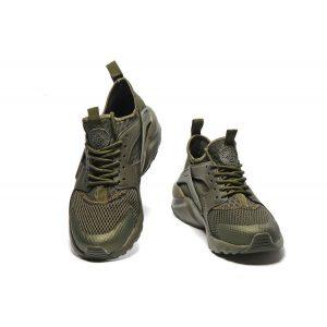 евтини nike air huarache iv 4 мъжки обувки за бягане армейско зелено outelt продажба