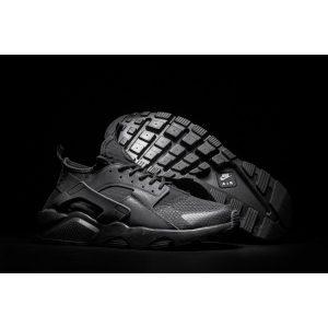 евтини nike air huarache iv 4 мъжки обувки за бягане черни на едро