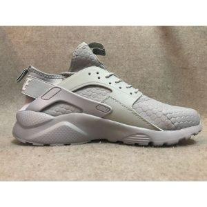 евтини nike air huarache iv 4 мъжки обувки за бягане сиви продажба