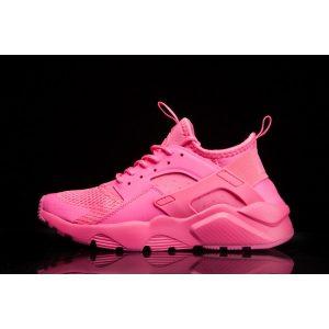 евтини nike air huarache iv 4 мъжки обувки за бягане розови на едро