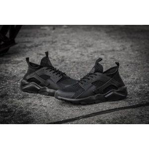 евтини nike air huarache iv 4 дамски обувки за бягане черни разпродажба