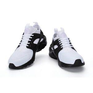 евтини nike air huarache iv 4 дамски обувки за бягане черно бяло разпродажба