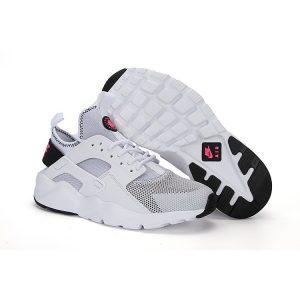 евтини nike air huarache iv 4 дамски обувки за бягане сребристо розови аутлет