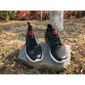 евтини nike air huarache iv 4 женски обувки за бягане бели черни червени продажба