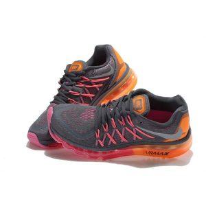 евтини nike air max 2015 дамски обувки за бягане въглен праскова за продажба