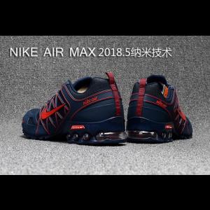 евтини nike air max 2018 мъжки обувки синьо червено продажба