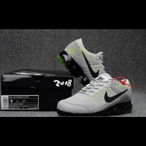 евтини nike air max 2018 мъжки обувки зелен сив аутлет