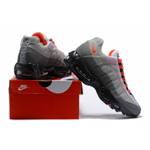 евтини nike air max 95 мъжки обувки червени сиви продажба