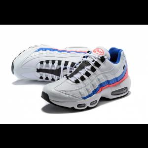 евтини nike air max 95 дамски обувки черно бяло синьо изход