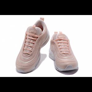 евтини nike air max 97 дамски обувки розово бяло