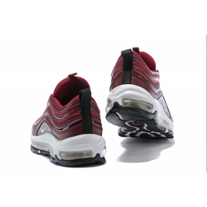 евтини nike air max 97 дамски обувки бяло червено изход