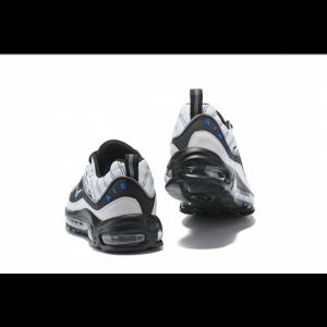 евтини nike air max 98 мъжки обувки черно бяло за продажба
