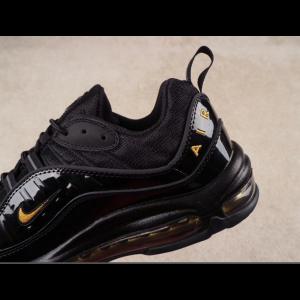 евтини nike air max 98 мъжки обувки черни на едро
