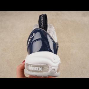 евтини nike air max 98 мъжки обувки сребристо синьо