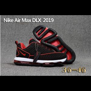 евтини nike air max dlx 2019 дамски обувки черни червени