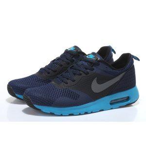 евтини nike air max thea print 2 мъжки обувки за бягане тъмно синьо moonlight outlet
