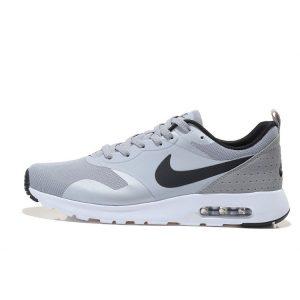 евтини nike air max thea print мъжки обувки за бягане черни светлосини продажба