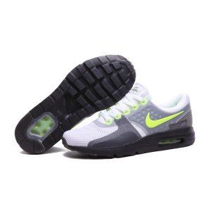 евтини nike air max zero дамски обувки за бягане бели черни флуоресцентно зелени аутлет