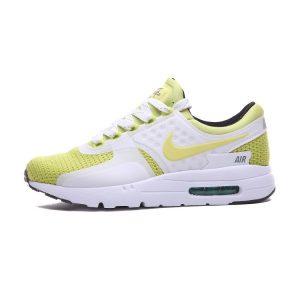 евтини nike air max zero дамски обувки за бягане бяло златно изложение
