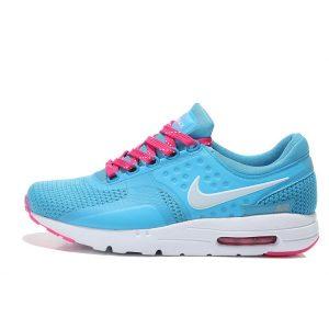 евтини nike air max zero женски обувки за бягане бели червени сини продажба на изхода