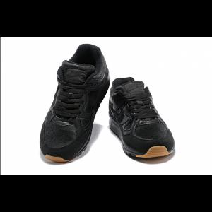 евтини nike air span мъжки обувки черни на едро