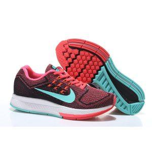евтини nike air structure 18 дамски обувки за бягане черни розови сини за продажба