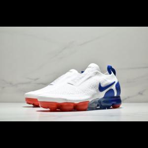 евтини nike air vapormax flyknit 2.0 дамски обувки бели сини червени