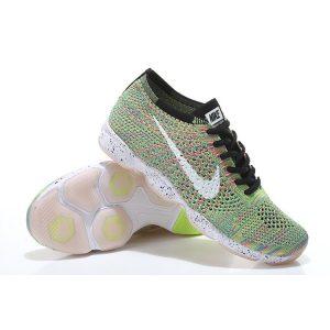 евтини nike air zoom fit agility flyknit дамски обувки за бягане черно бяло дъга за продажба