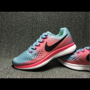 евтини nike air zoom pegasus 34 дамски обувки сини розови
