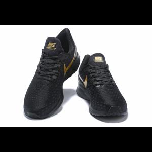 евтини nike air zoom pegasus 35 мъжки обувки черни аутлет