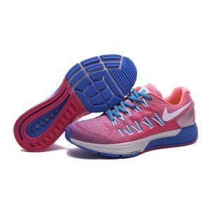 евтини nike air zoom structure 20 дамски обувки за бягане синя праскова за продажба