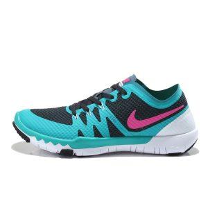 евтини nike free 3.0 v3 flywire дамски обувки за бягане черни сини розови продажба
