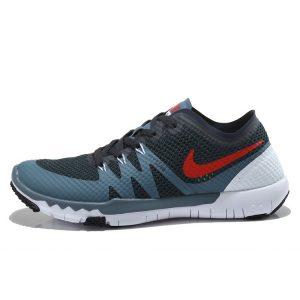 евтини nike free 3.0 v3 flywire дамски обувки за бягане черно червено сиво за продажба