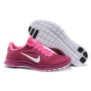 евтини nike free 3.0 v6 дамски обувки за бягане claret peach продажба на изхода