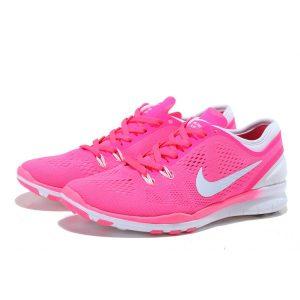 евтини nike free 5.0 v2 training женски обувки за бягане праскова бяло outlet