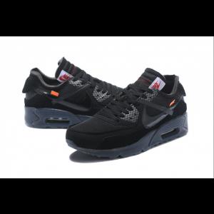 евтини nike off white мъжки обувки черни за продажба