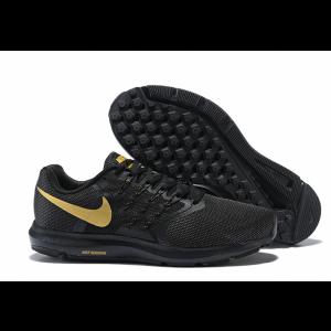 евтини nike run swift мъжки обувки черно злато