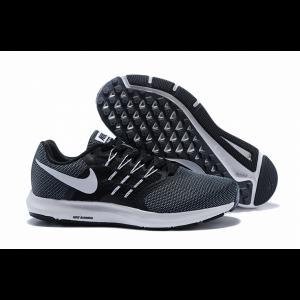 евтини nike run swift мъжки обувки черно сиво