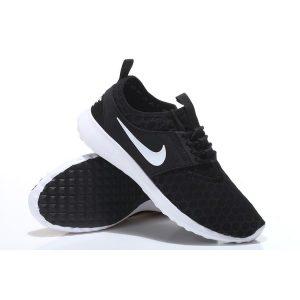 евтини nike zenji мъжки обувки за бягане бяло черно продажба