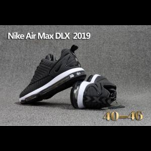 Китай nike air max dlx 2019 мъжки обувки черни евтини