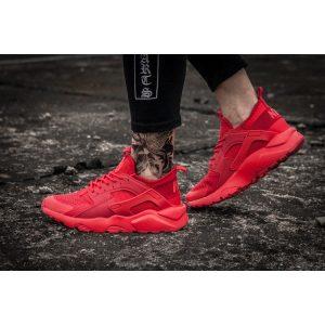 сваляне на nike air huarache iv 4 дамски обувки за бягане червено