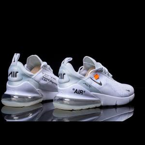 nike air max 270 мъжки обувки бели на едро