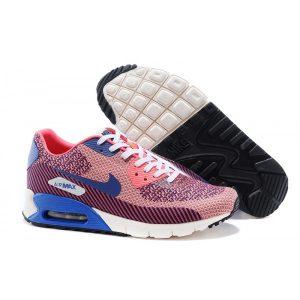 nike air max 90 дамски обувки за бягане безшевна роза сапфир диня на едро