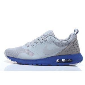 nike air max thea print мъжки обувки за бягане светло сиво синьо разпродажба