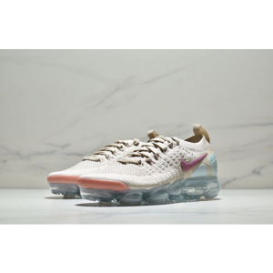 nike air vapormax flyknit 2.0 дамски обувки бежови на едро