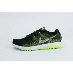 nike flex series дамски обувки за бягане черно флуоресцентно зелено продажба на изхода