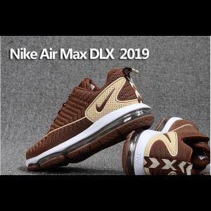 разпродажба nike air max dlx 2019 мъжки обувки кафяви