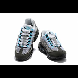 реплика nike air max 95 дамски обувки сиво синьо аутлет